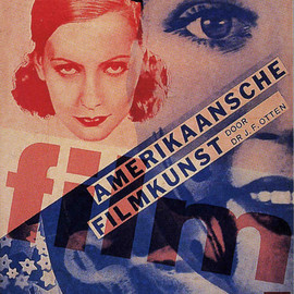 """Film"" - No.7, Cover Designed by Piet Zwart, 1932"