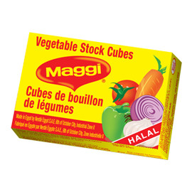 Maggie / Nestlé - Vegetable Bouillon