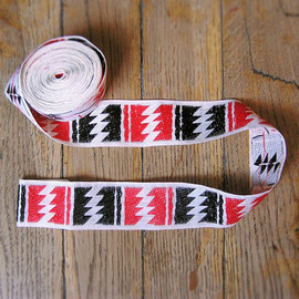Vintage - tribal sewing Trim