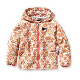 Patagonia - Baby Baggies Jacket  Shells and Stripes: Coral (SSCL-997)