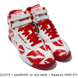 Reebok - COLETTE×MARRIED to the MOB×Reebok FREE STYLE