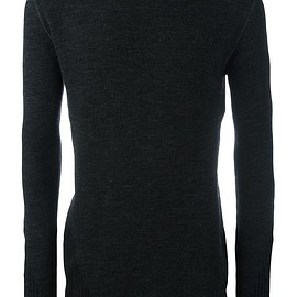 Uma Wang - ribbed detail jumper