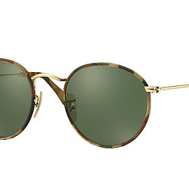 Ray-Ban - ROUND CAMOUFLAGE
