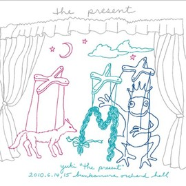 "YUKI - YUKI""The Present""2010.6.14,15 Bunkamura Orchard Hall(初回生産限定盤)(DVD付)"