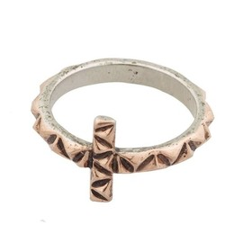 HOUSE OF HARLOW 1960 - Cross Ring