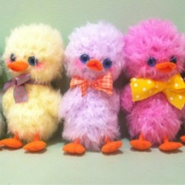 baby ribbon - Ribbon Holic-Duck