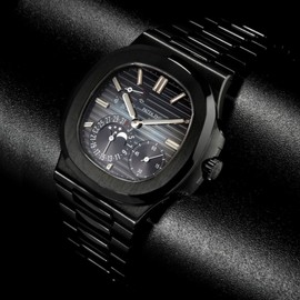 Bamford  Watch Department, Patek Philippe - Nautilus 5712/1A Moon Phase Date