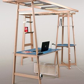 Maciek Wojcicki - The L.O.F.T. Workstation