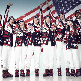 Ralph Lauren Reveals Team USA Opening Ceremony Uniforms for Sochi