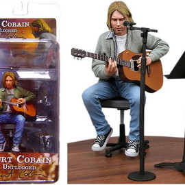 NECA - Kurt Cobain/NIRVANA UNPLUGGED ACTION FIGURE