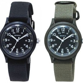 BENRUS - MILITARY WATCH