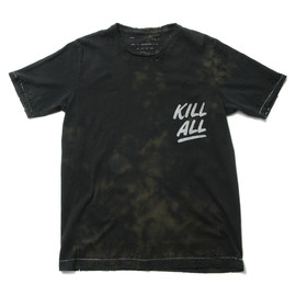NADA. - All Kill Tee #Black