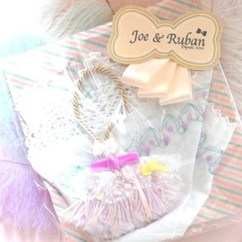 Joe & Ruban - Tassel + Handkerchief Set