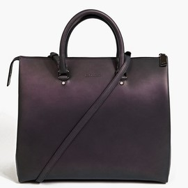 Jil Sander - Men's Iridescent Leather Bag