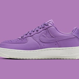 NIKE - Air Force 1 Low Purple Stardust