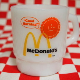 Fire King - Mc Donald's Stacking Mug #42