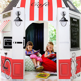 Little Play Spaces - Kids French Cafe
