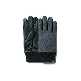 SOPHNET. - TOUCH LEATHER GLOVE