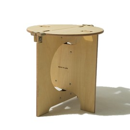 BACK TO LIFE - PLYWOOD CHAIR