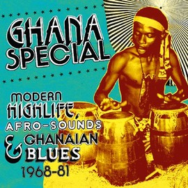 Various Artists - Ghana Special: Modern Highlife Afro-Sounds