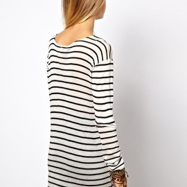 asos - Top in Stripe