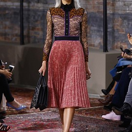 GUCCI - Resort 2016 Look19(Marga Esquivel)