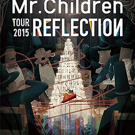 Mr.Children - 「REFLECTION{ Live&Film}」Blu-ray