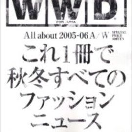 INFAS - WWD FOR JAPAN All about 2005-06 A/W