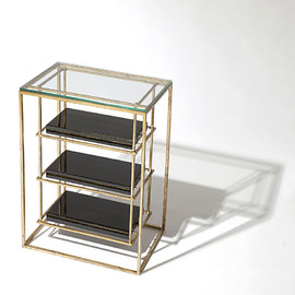 Tamara Codor - HANGING SHELF SIDE TABLE