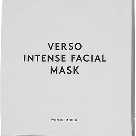 Verso - Intense Facial Mask,  4 x 25g