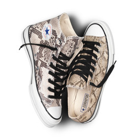 CONVERSE - converse first string 1970s chuck taylor snake skin pack