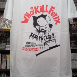 SWANKYS - Who? Kill Ferix Tee