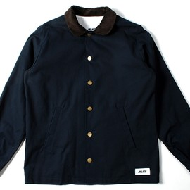 palace skatebords - Navy Cotch Jacket