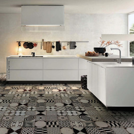 kitchen and tile!