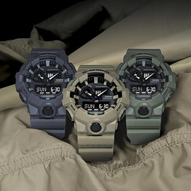 CASIO - G-Shock GA-700UC