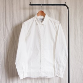 YAECA - Comfort Shirt Medium Fit #white