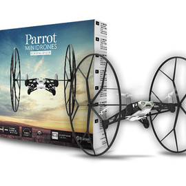 Parrot - MiniDrone: Rolling Spider
