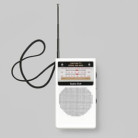Carhartt - WIP Radio Club Portable Radio