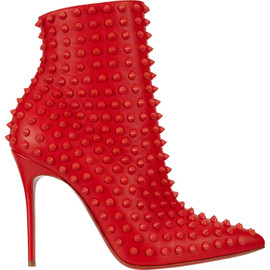 Christian Louboutin - Snaklita Spiked Ankle Boots
