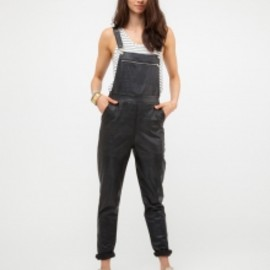 Need Supply - Saxon Leather Overalls