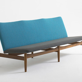 finnjulh - JAPAN Chair 3-seater sofa (FJ5303)