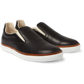 Maison Martin Margiela - leather slip on