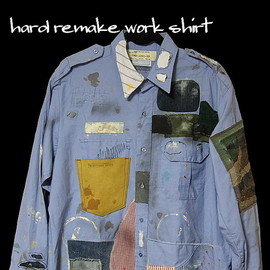 TWENTYFOUR SEVEN - hard remake work shirt