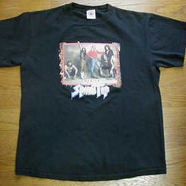 spinal tap - t-shirts