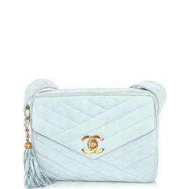 CHANEL - Envelope and tassel bag