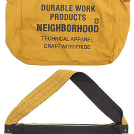 NEIGHBORHOOD - NEIGHBORHOODNEWSPAPER/C-SHOULDERBAG[ショルダーバッグ]275-000107-018-【新品】【smtb-TD】【yokohama】