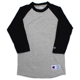 Champion - 3/4 Sleeve Raglan Baseball T-Shirt