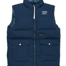 M&M, UNRIVALED - RV-DOWN VEST