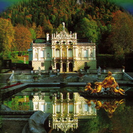 Germany - Linderhof Castle