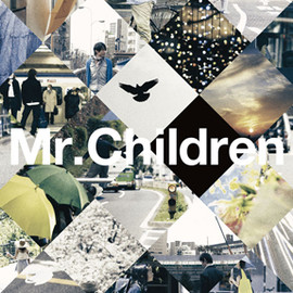 Mr.Children - 祈り ~涙の軌道 / End of the day / pieces